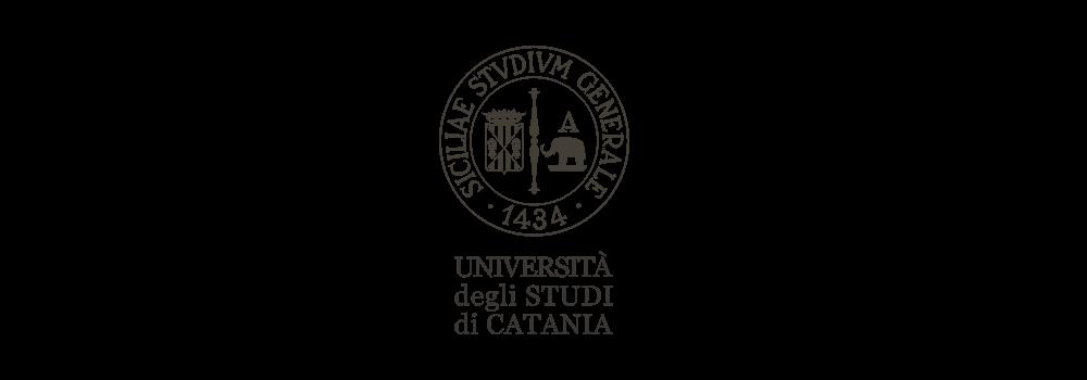 UNICT - Logo verticale grigio